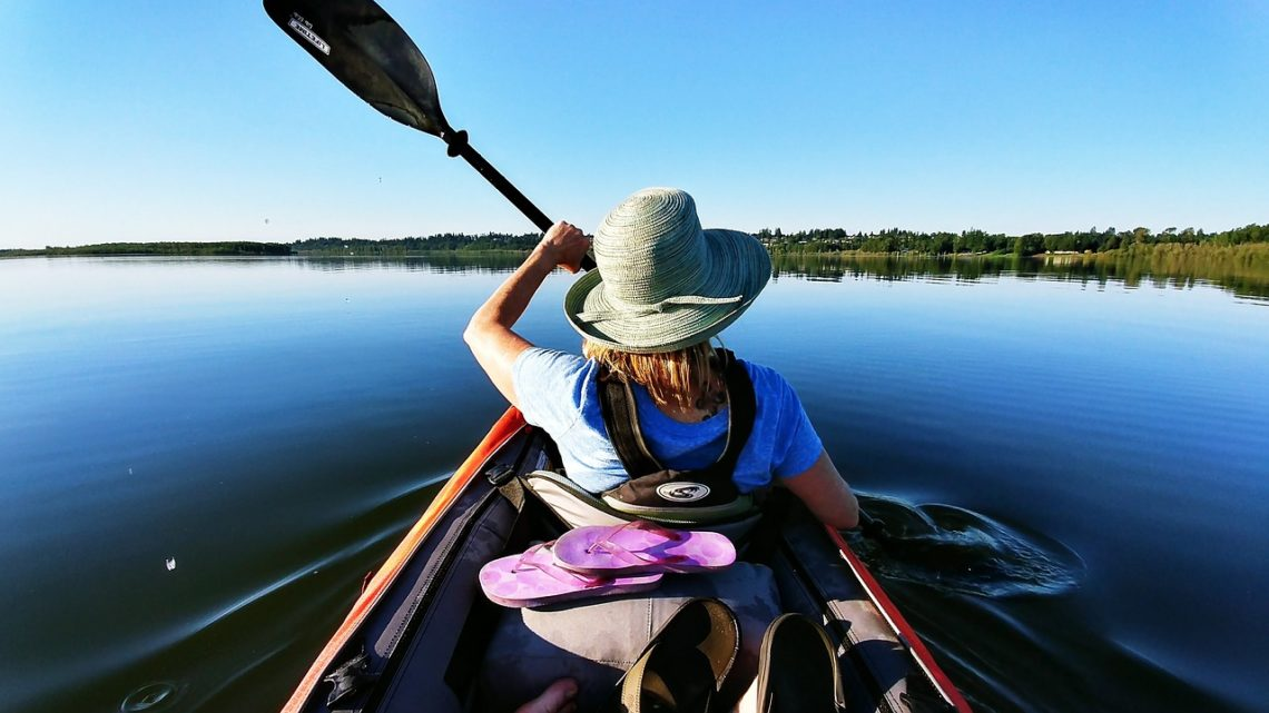 Le kayak: le sport tendance