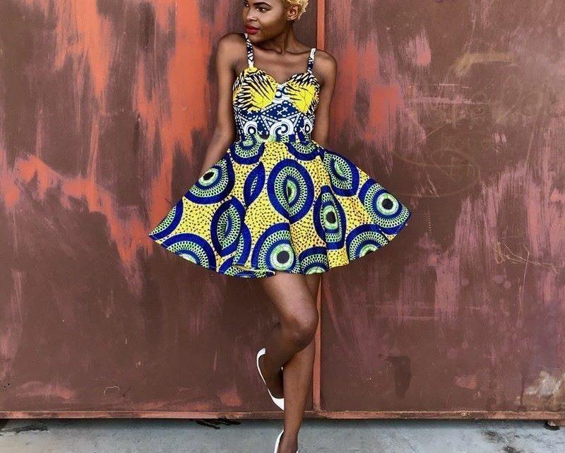 Découvrir le pagne africain, nouvel star de la mode !