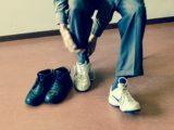 chaussure mal de pieds