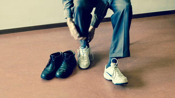 Quelles chaussures privilégier pour les pieds douloureux ?