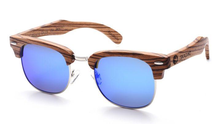 Les lunettes en bois, la tendance de l'autonme !