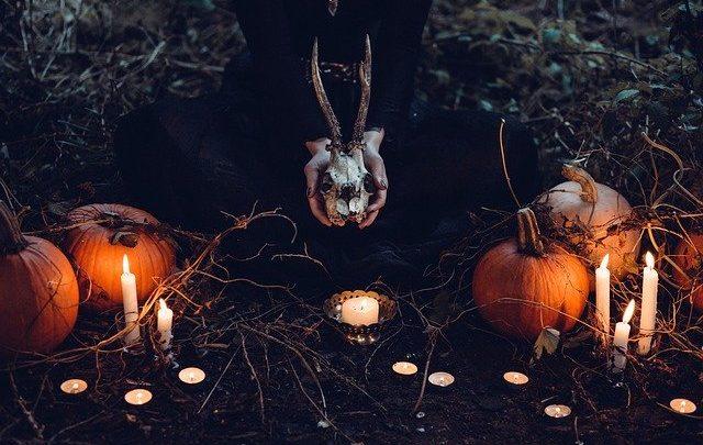 Décorer sa maison pour Halloween